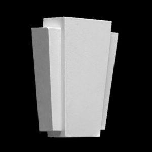 Cheie de boltă model 1.55.005, profil 3D