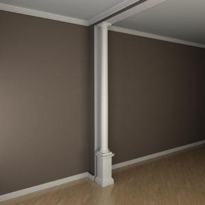 Coloană model 1.30.101, simulare cameră