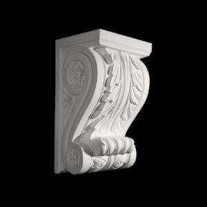 Consolă model 1.19.001, profil 3D
