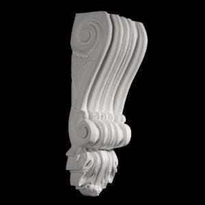 Consolă model 1.19.002, profil 3D