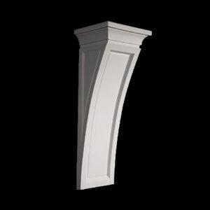 Consolă model 1.19.005, profil 3D
