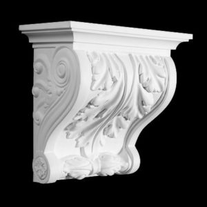 Consolă model 1.19.007, profil 3D