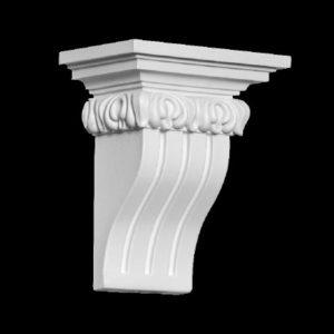Consolă model 1.19.009, profil 3D