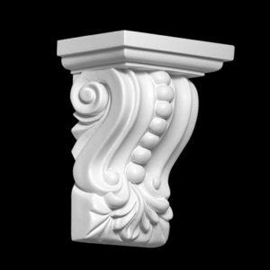 Consolă model 1.19.011, profil 3D