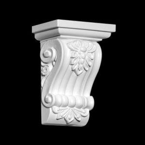 Consolă model 1.19.012, profil 3D