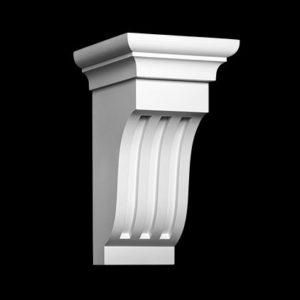 Consolă model 1.19.013, profil 3D