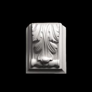 Consolă model 1.19.137, profil 3D