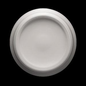 Cupolă model 1.58.001, profil 3D