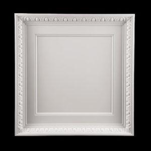Panou plafon model 1.57.001, profil 3D