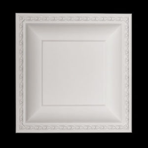 Panou plafon model 1.57.004, profil 3D
