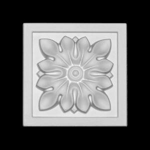 Cadru arc tip pătrat model 1.54.017, profil 3D
