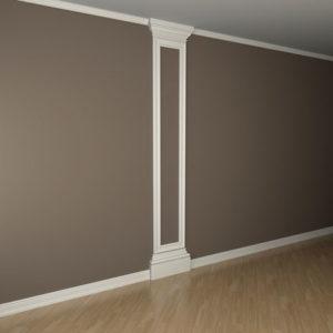 Pilon model 1.20.102, aplicație perete