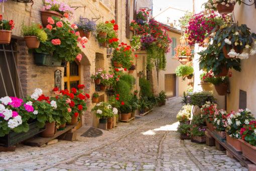 Fototapet 3D Italia - Regiunea Umbria - 01