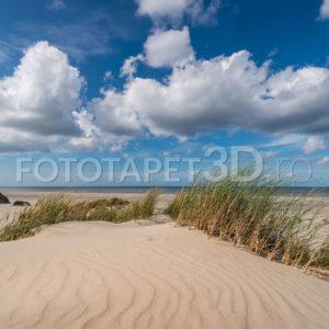 Fototapet Stuf in Dune de Nisip