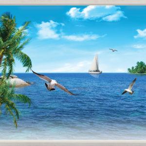 Fototapet Priveliste Tropicala FX-04-005