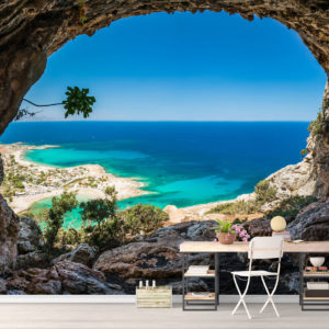 Fototapet Tropical - Insula Creta
