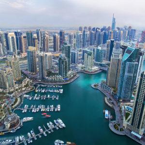 Fototapet Dubai