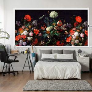 Fototapet 3D Floral