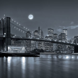 Fototapet Brooklyn Bridge