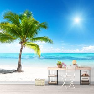 Paradis Tropical - Fototapet